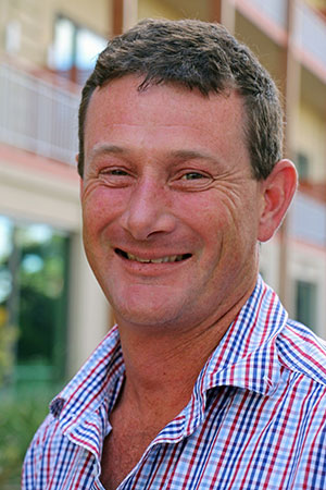 Anthony Hurst elected federal president of White Suffolk breed