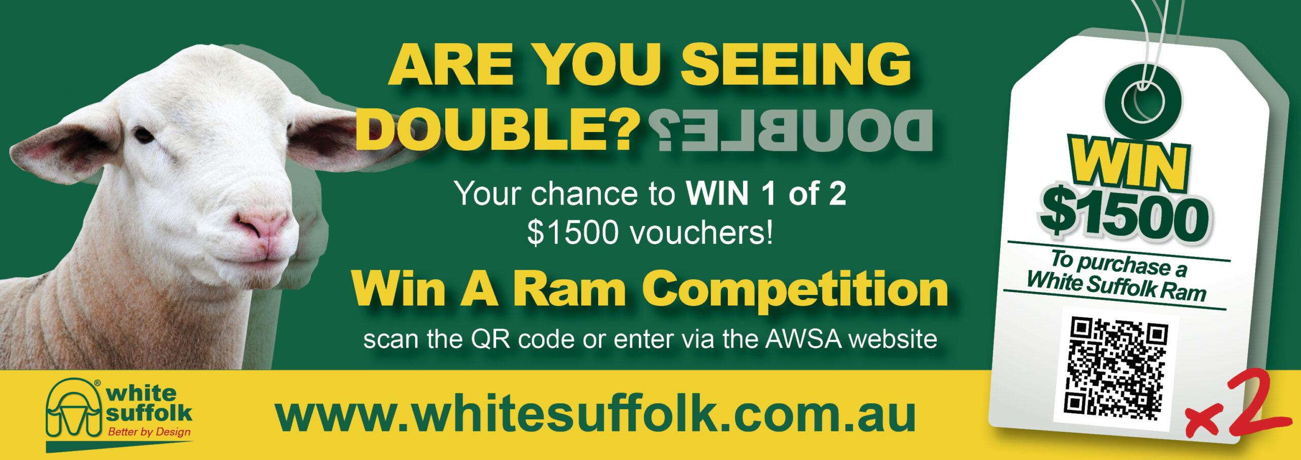 T24 - Win A Ram AWSA Advert - 2021